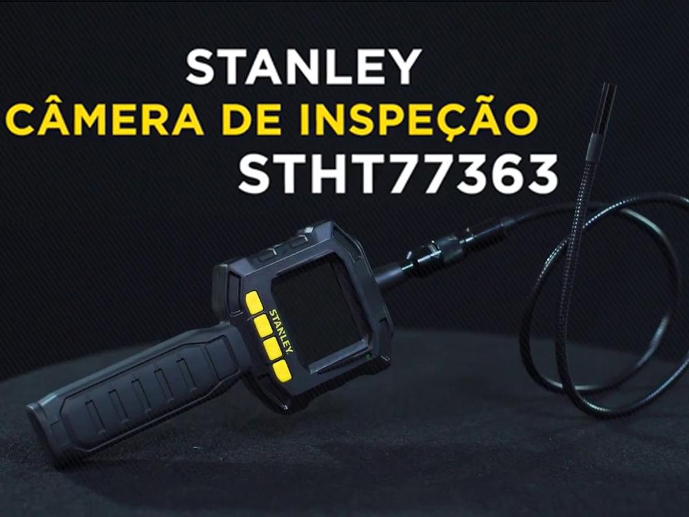 Câmera de Inspeção Stanley STHT77363