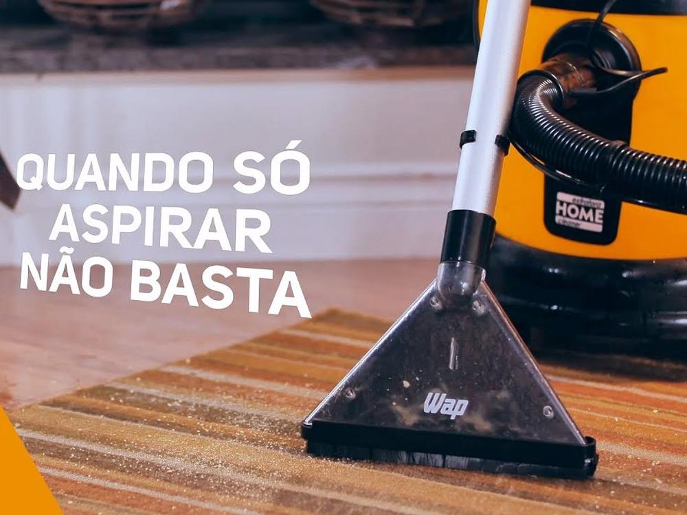 Extratora Aspirador Wap Home Cleaner FW005464