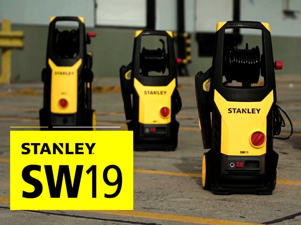 Lavadora de pressão SW19-BR Stanley