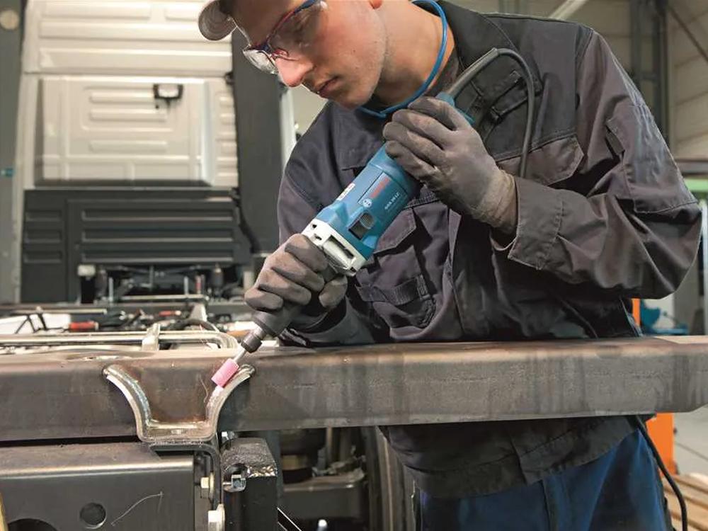 Retificadeira 650W 220V GGS 28 CE Bosch