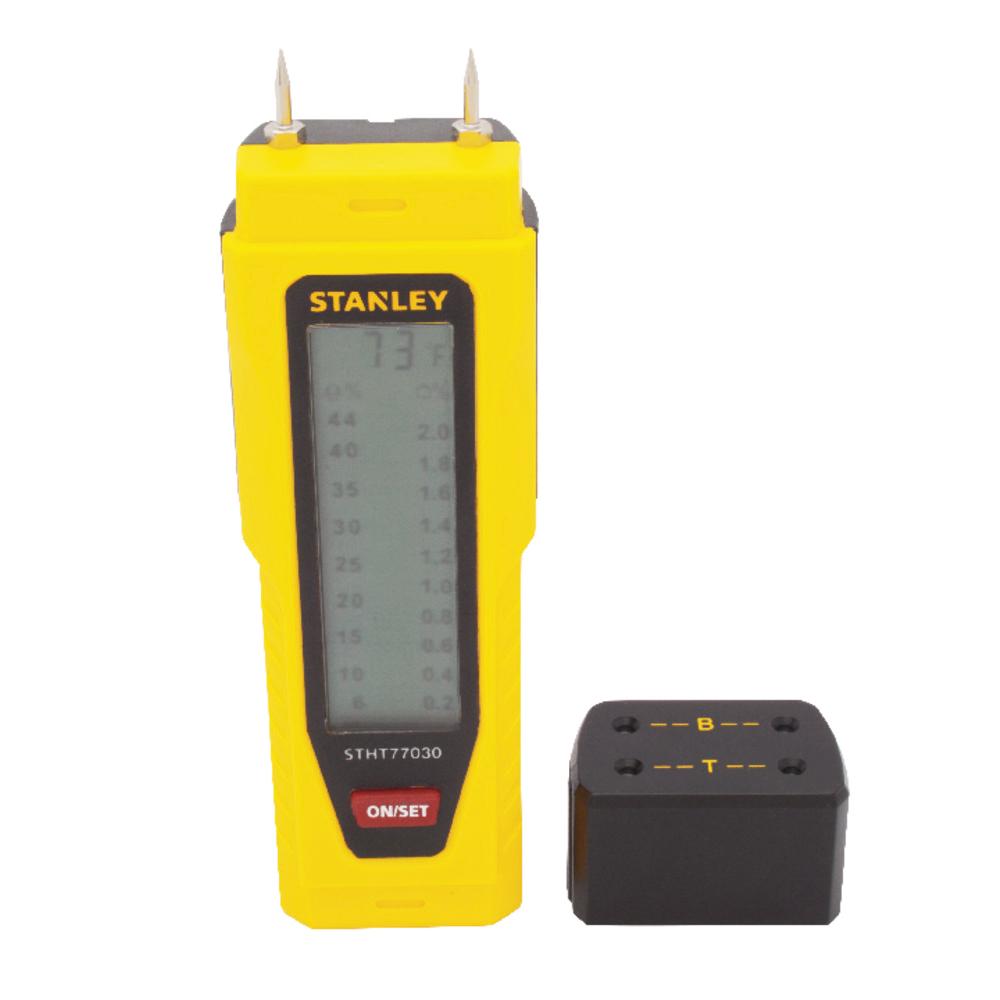Medidor de Umidade Digital Stanley